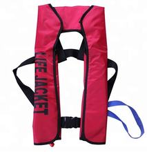 Automatic inflatable life jacket with EC certificate