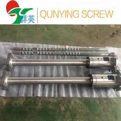 D45/30 extruder barrel and screw for plastic extrusion machine