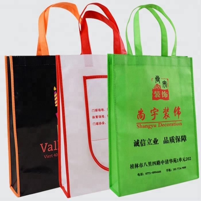 Eco friendly custom tote 면 canvas 비 짠 fabric bags 와 logo printed