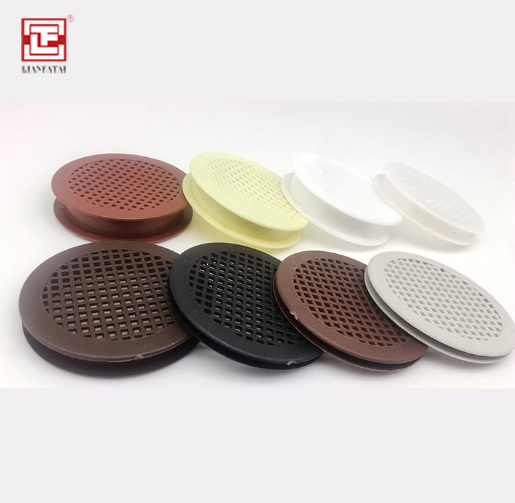 Ronde Air Plastic Plafond Air Vent Conditioner Plastic air vent