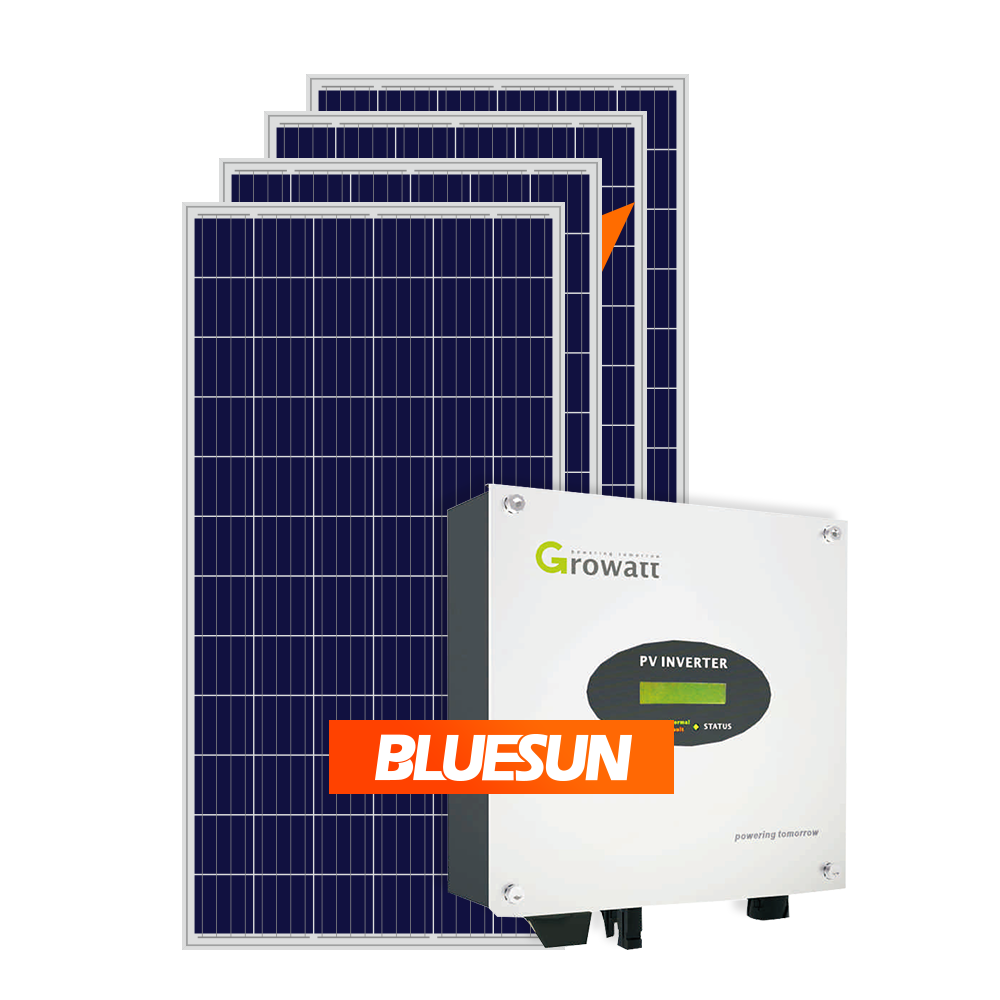 Bluesun high efficiency 15kw on grid solar shingles solar energy system for activity installation board room home house