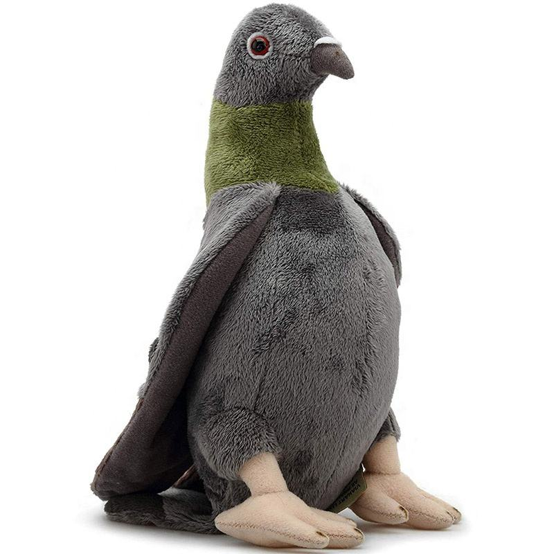 Cute Small Pigeon Plush Stuffed Animals Pigeon Toys for Sale