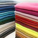 China Useful Weft Velvet Suede Flocking Fabric Gift Packing Sofa Cushion Shoe Bag Material with around 100 Colours