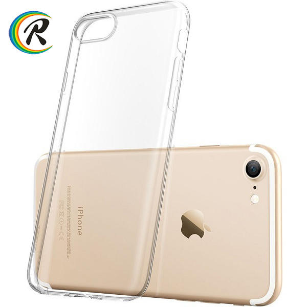 Cassa del cellulare per <span class=keywords><strong>iphone</strong></span> <span class=keywords><strong>5</strong></span> cassa del gel trasparente di tpu per <span class=keywords><strong>caso</strong></span> iphone7