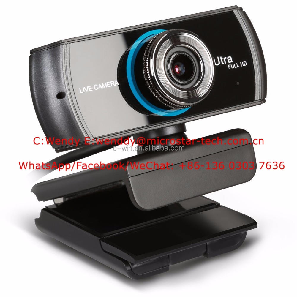 2017 New Patent Ultra HD 1536P Live Webcam for PC, Smart TV and TV Box