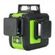 Laser Level Easy To Use Construction Tool Sndway SW-333G 3D Green 12 Lines Nivel Laser Level