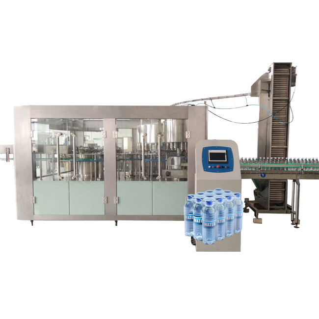 Free Inspection Small Size Drinking Filling Machine for Water Manufacturer
