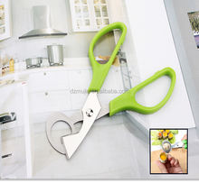 Kitchen tools for quail eggs Cheap quail egg cutter scissors sold in USA