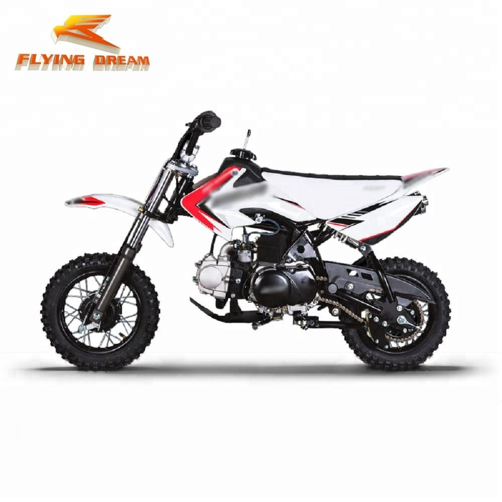 China pit dirt bike 50cc 70cc 90cc 110cc engine motocross off road kids children pocket motorcycle