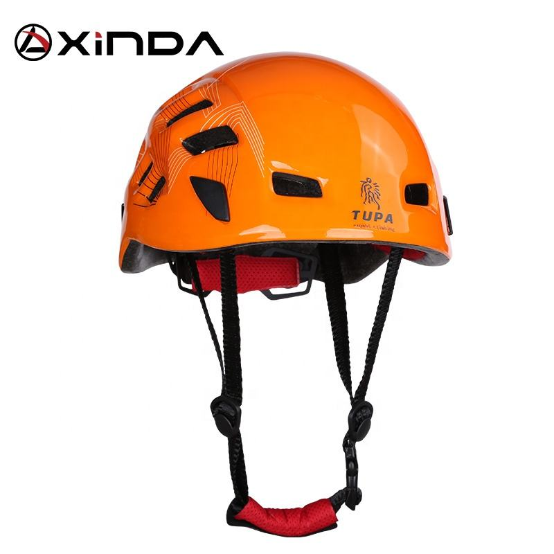 Xinda cheap wholesale PC lightweight climbing helmet