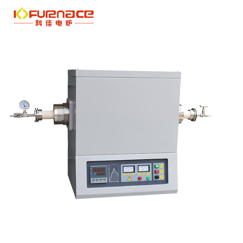 Hydrogen gas tube furnace with leak detect system/hydrogen atmosphere box furnace
