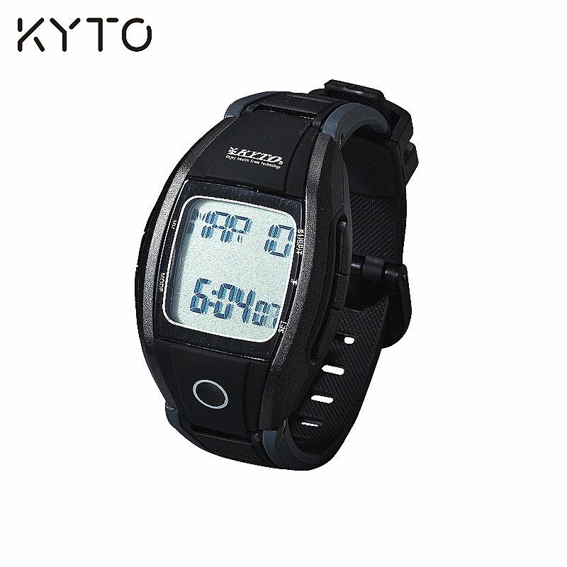 Kyto заводской магазин fashonable монитор сердечного ритма спорт наручные часы