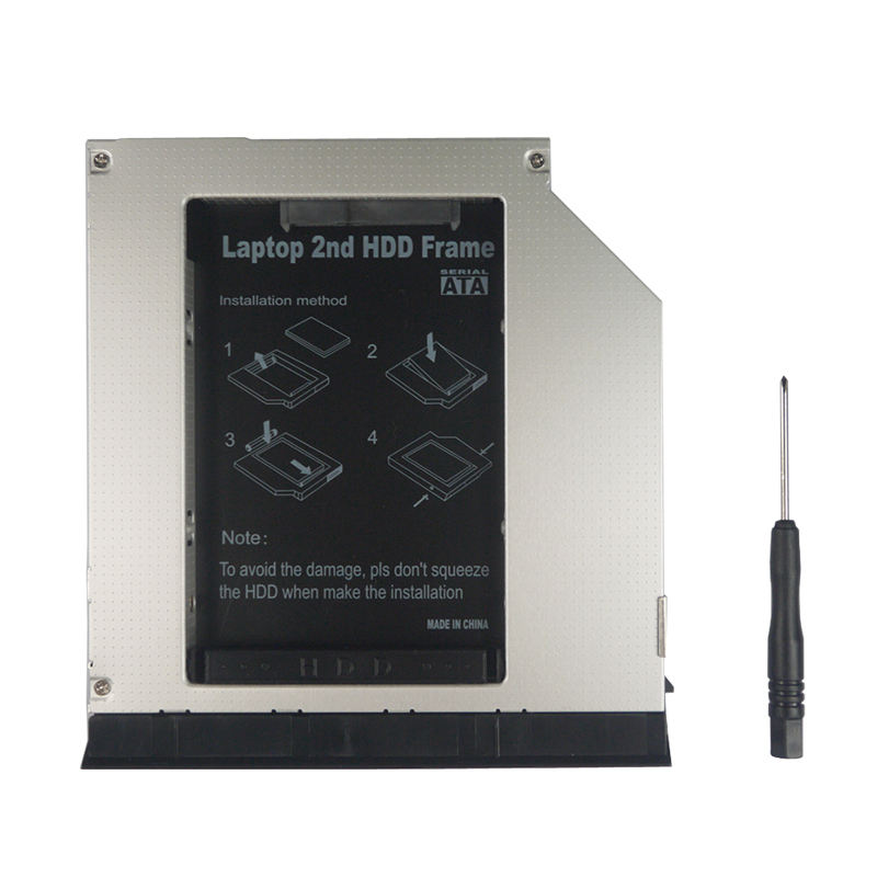 DGJ8M 0DGJ8M LOT OF 5 X Dell Latitude E5530 Hard Drive HDD Frame Bracket Caddy
