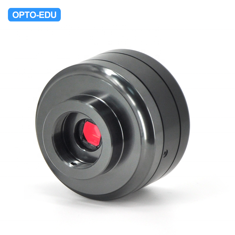 OPTO-EDU A59.4902-B Industriale custodia in metallo HD & USB microscopio digitale fotocamera