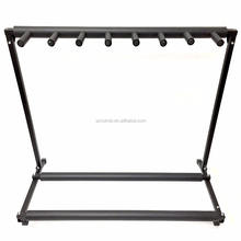 Retail Guitar Display 7 Holder Musical Instrument Rack
