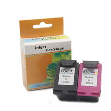 Ocbestjet For HP63 Ink Cartridges Printer Ink Refill Kit For HP 3830 Deskjet 2130 3630 3830 4650 4520 Printer