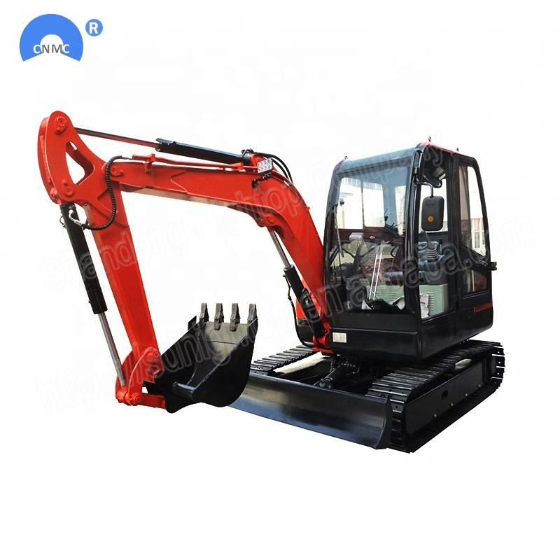NEW CE certificate 3.5 Ton Hydraulic mini excavator for sale