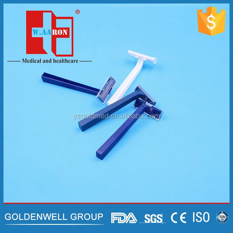 Disposable stainless steel razor with cheap price