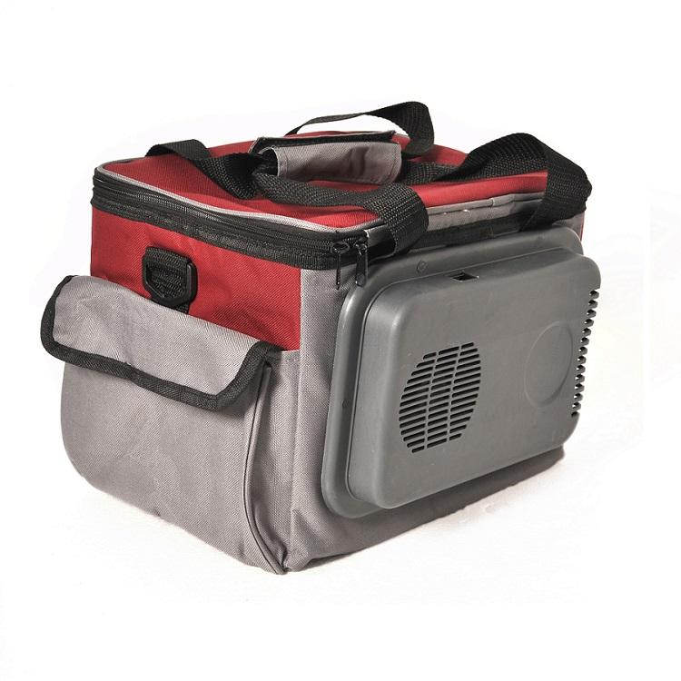 custom electric cooler bag 12liters mini deep freezer