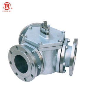 120-degree 3-way Ball Valve