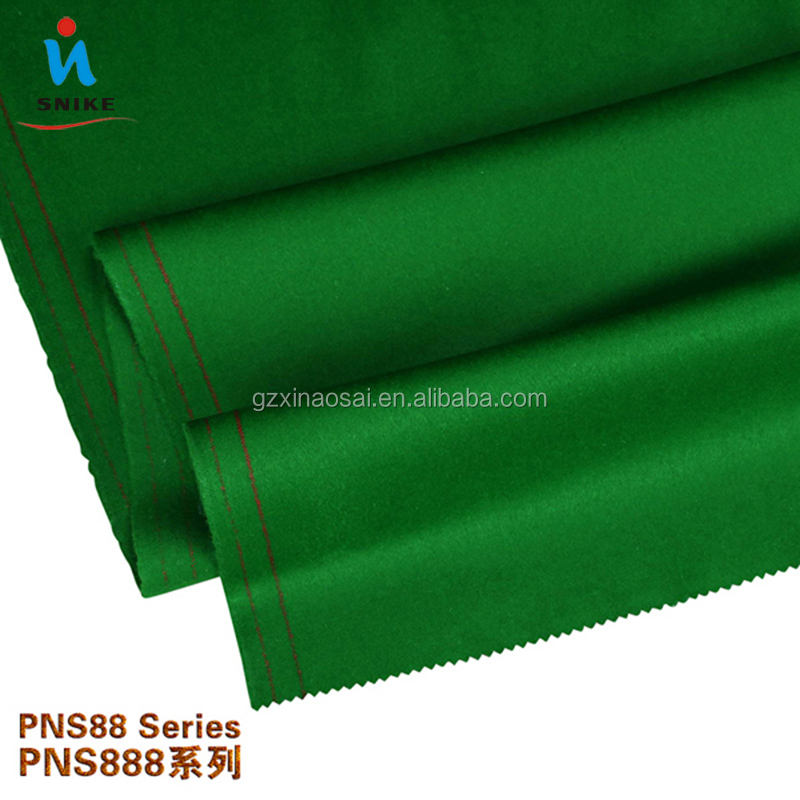 Wholesale billiard accessories PNS 888 snooker cloth