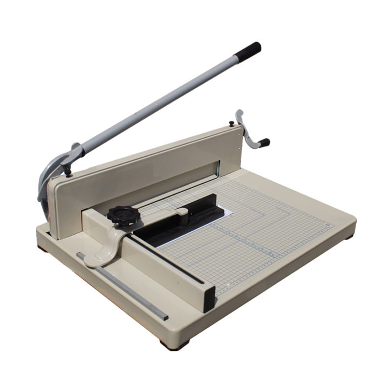 Heavy Duty Manual Paper Cutter Guillotine