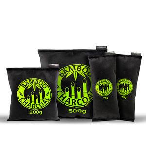 75g/200g/500g Natural Bamboo Charcoal Air Purifying Bag