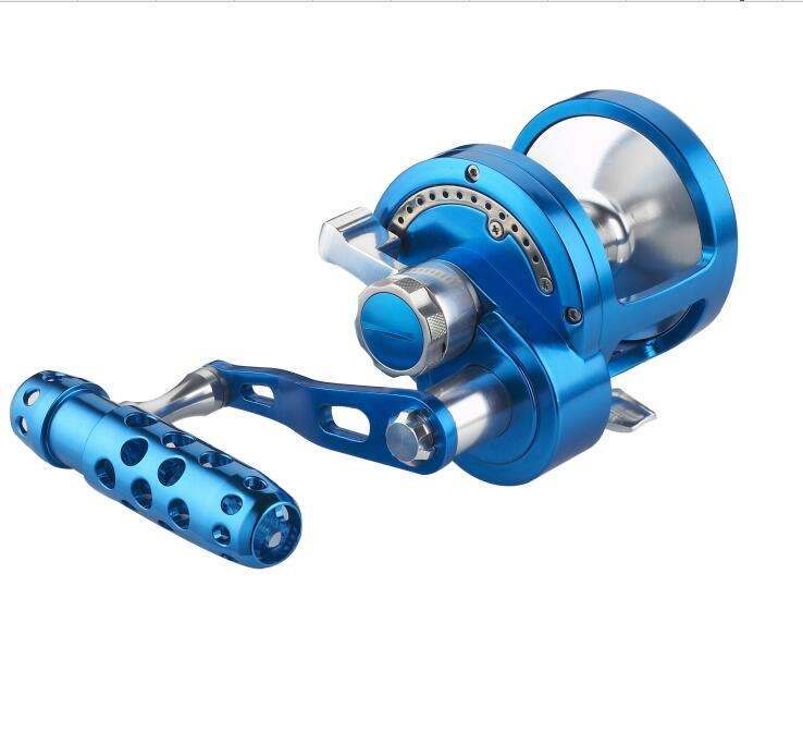 All aluminum CNC frame stainless steel 7BB chinese fishing tackle