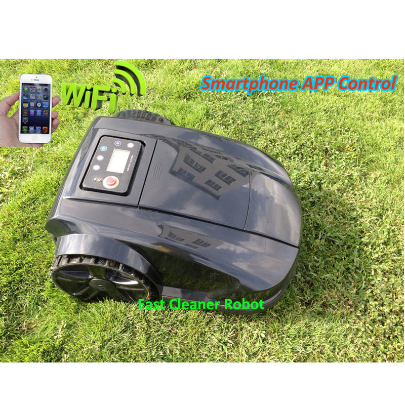 Wifi App Robot Lawn Mover/ mower tractor Which can be controlled by your smartphone