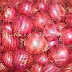 Australian Brown onions and Australian Red onions
