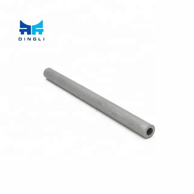 unground tungsten cemented carbide single straight hole tube