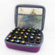 Essential Oil Bags 30 Vials Essential Oil Hard Cases Bags Original Design NEW