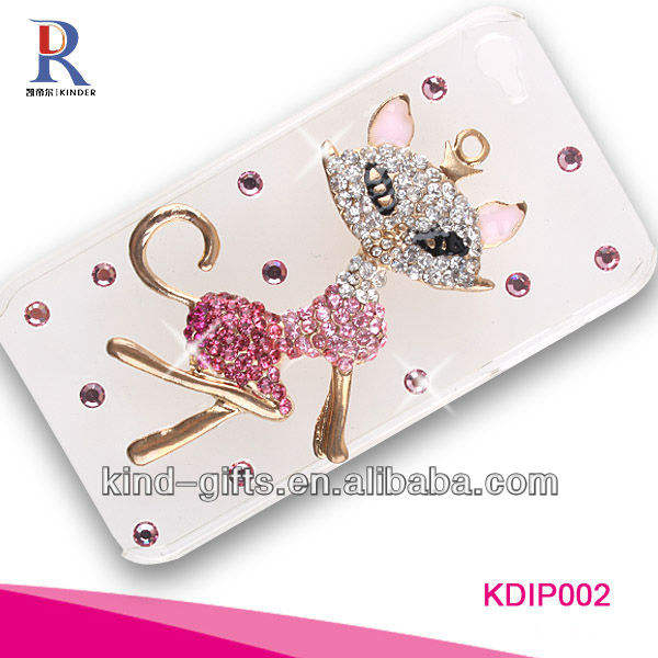 bling strass design coach <span class=keywords><strong>caso</strong></span> telefono cellulare per iphone5c 5s fornitore porcellana