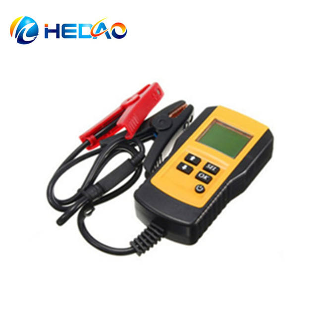 Kit Automotive battery analyzer testador de diagnóstico do carro do <span class=keywords><strong>scanner</strong></span>