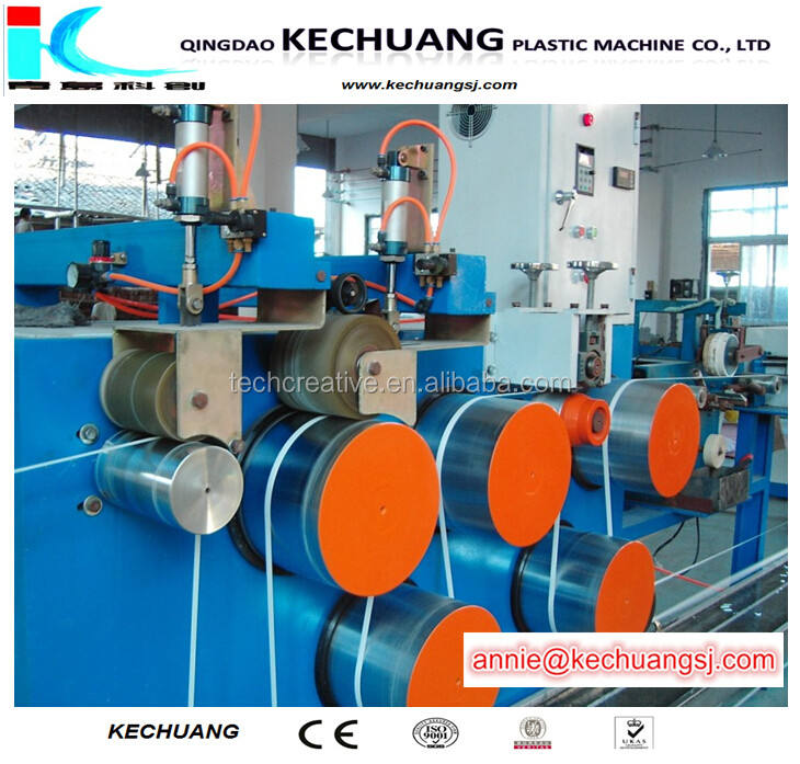 Plastic Packaging Strap Manufacturing Machine for Plastic PP/PET straps Extruder