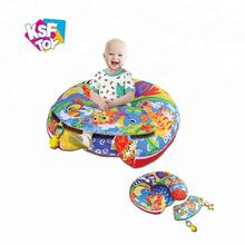 multi-function 2 in 1 sit up and play nest baby floor seat for sale