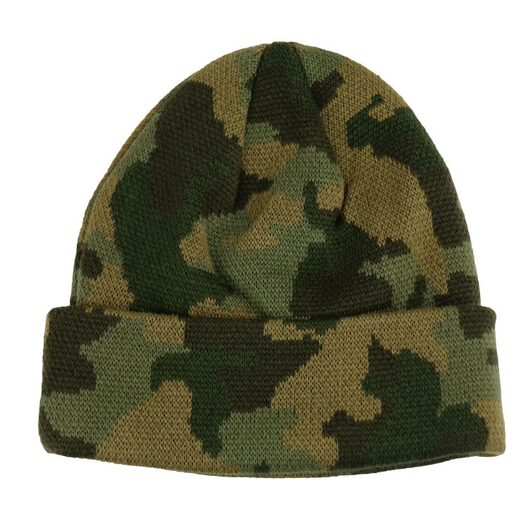 Custom Made Hot Sale Genuine Promotional Wholesale Unisex Winter Beanie Cap winter knit hat bonnet gorros