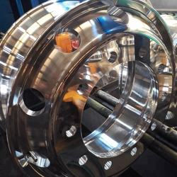 bus forged alloy wheel for hot sales 22.5'' 19.5'' 17.5''