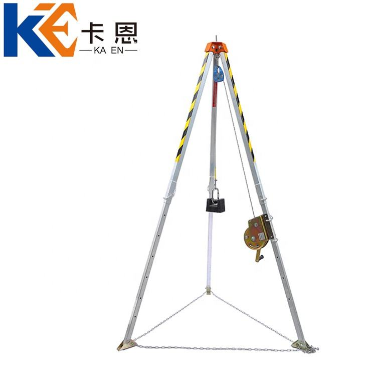 CE rescue 30kg tripod lifting equipment for hot sale