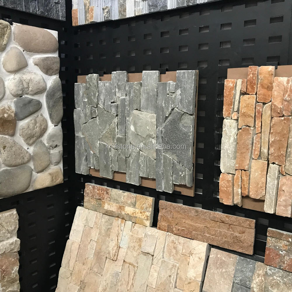 Popular Rustic Slate Stone Veneer with cheap price