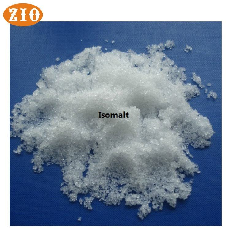 High standard food additive sweetener organic isomalt/ isomaltitol/palatinitol supplier