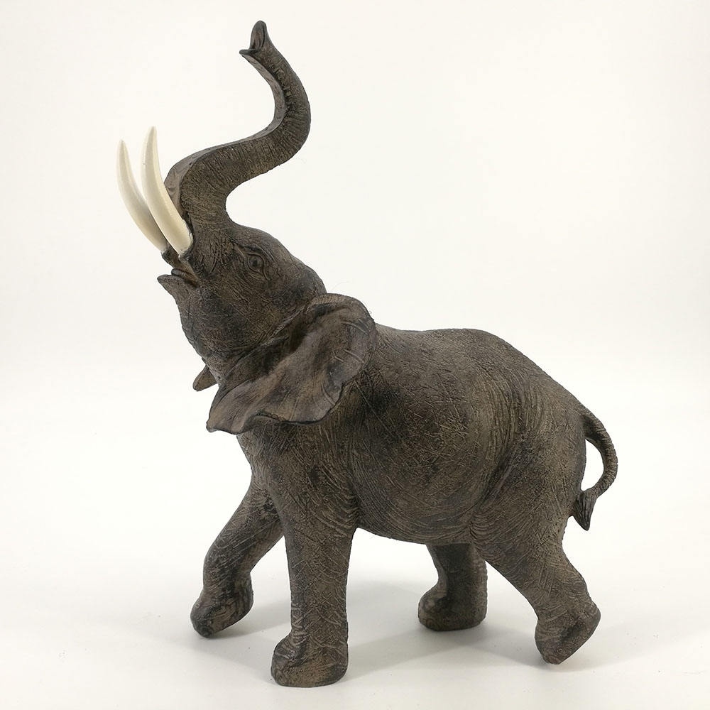 Wholesale home indoor decoration elephant figure