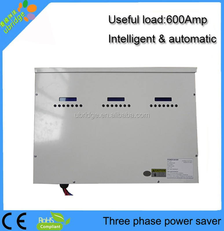 intelligent three phase electric power saver for home and factory,Reduce electricity bills up to 40%