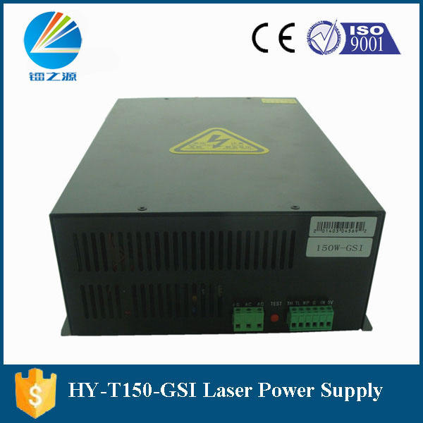 HY-T150-GSI Laser Power Supply for 200w 280w GSI CO2 Laser Tube
