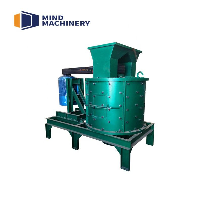 Qualified Vertical Compound Crusher Stone Crusher for Gravel Production Line