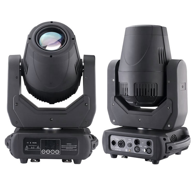 Professional Stage Lighting LED 3-In-1 Beam Spot Wash 150 Watt Zoom LED Moving Head Spot