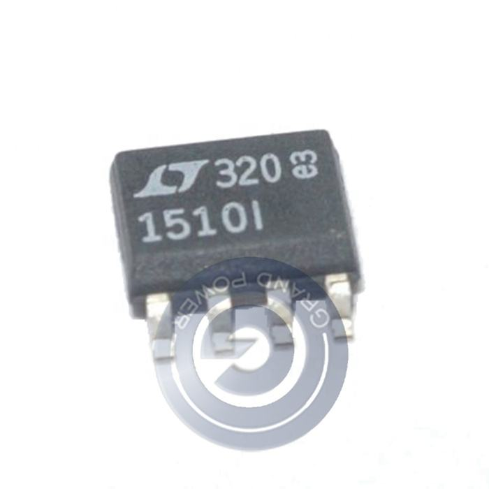 LT1510IS8 with LT1510cS8 Battery Management ic