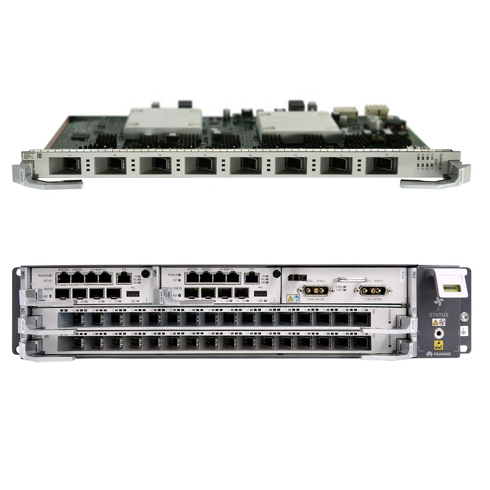 HUAWEI H901FLHF FLHF เป็น 16 - port Flex - PON OLT interface board