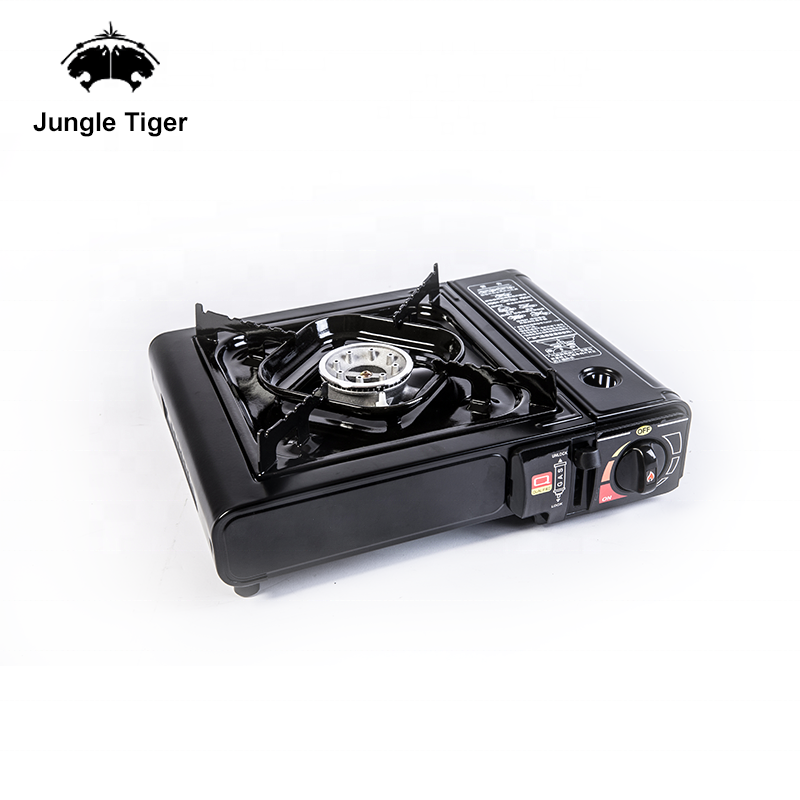 Logo Customization [ Portable Gas Burner ] Portableone Cooking Gas Stove 2019 Hot Mini China Cast Iron National Single Outdoor Cooking Butane Portable Camping Gas Cooker Stove With 1 Burner And Stand