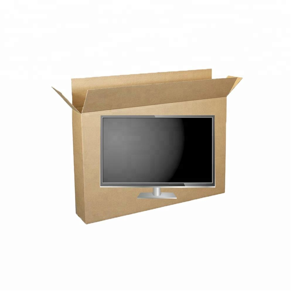 Digital lcd TV Konverter <span class=keywords><strong>Verpackung</strong></span> Box Well Karton Klapp Computer-Box für moving